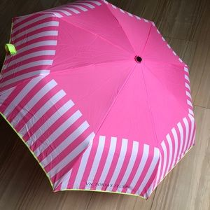 Victoria's Secret Accessories - VICTORIA SECRET PINK UMBRELLA BRAND NEW